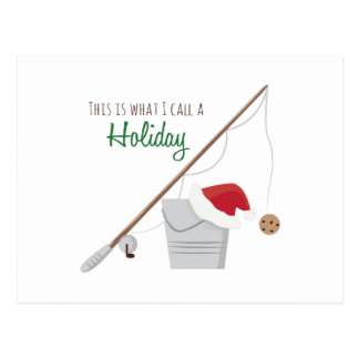 A Holiday Post Cards