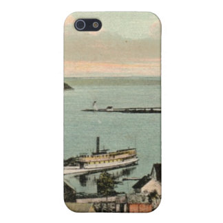 A Home By The Sea iPhone 5/5S Cover