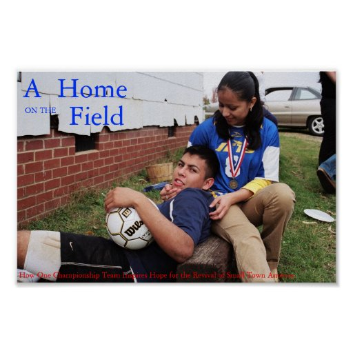 A Home on the Field Poster 5