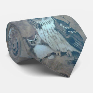 A Hoot Of A Tie
