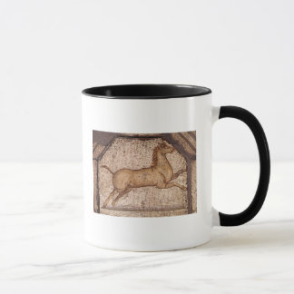 A Horse, detail from Orpheus Charming the Animals Mug