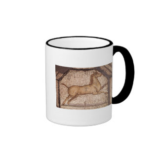 A Horse, detail from Orpheus Charming the Animals Mugs