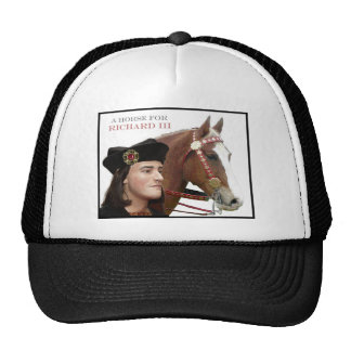 A horse for Richard III Cap