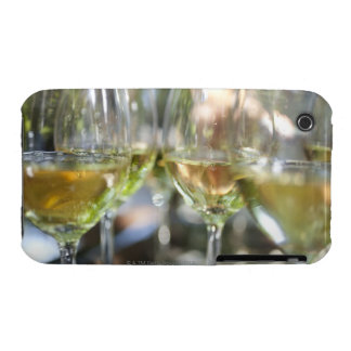 A host pours glasses of torrontes for guests at iPhone 3 cases