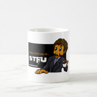 A hot cup of STFU