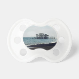 A Hot Summers Day - Brighton West Pier Pacifiers