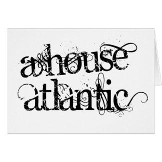 A House Atlantic Card