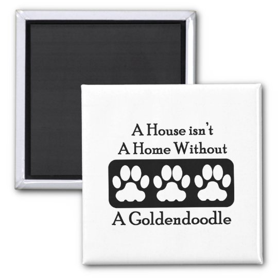 A House Isn't A Home Without A Goldendoodle