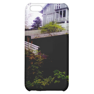 A House on a Hill iPhone 5C Cases