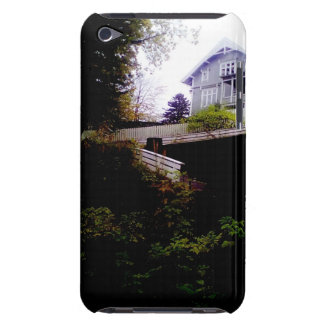 A House on a Hill iPod Touch Case