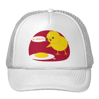 ¡A Huevo! Hats