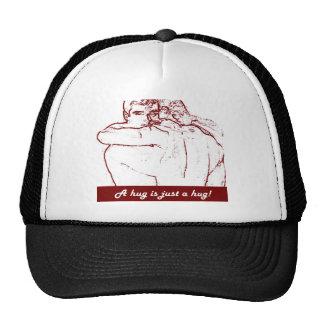 A hug is just a hug - Um abraço é só um abraço Mesh Hats