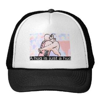 A hug is just a hug - Um abraço é só um abraço Trucker Hat