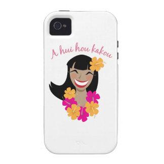 A hui Hou Kakou Vibe iPhone 4 Cases