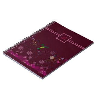 A Hummingbird Painter Notebook