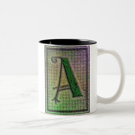 A is for...15oz Mug