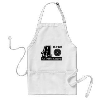 A Is For Air Traffic Control Standard Apron