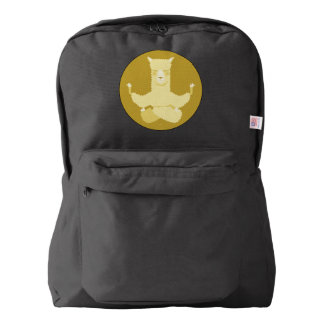 A is for Alpaca Backpack