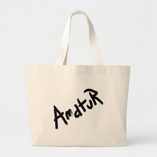 A is for AMATEUR: Designs from the I Am A ..Shop. Bags