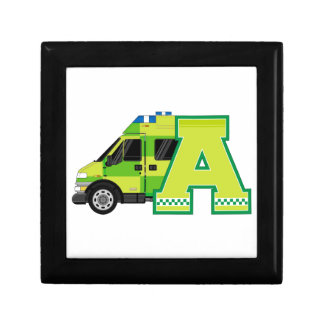 A is for Ambulance Gift Box