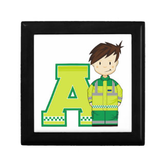 A is for Ambulance Man Gift Box