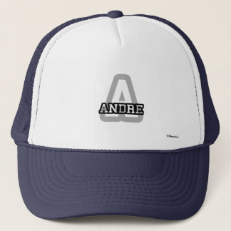 A is for Andre Trucker Hat