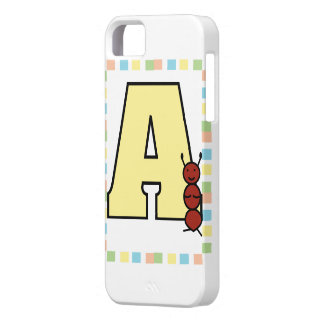 A is for Ant Case-Mate Case Case For The iPhone 5