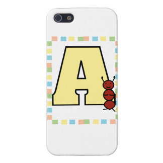 A is for Ant iPhone 5 Covers