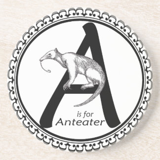 A is for Anteater Coaster