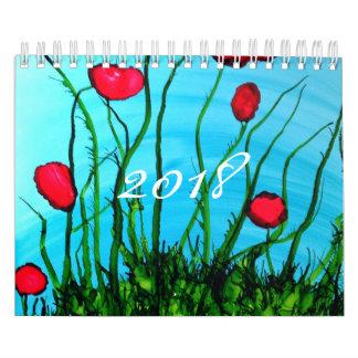 A Is for Azure 2018 Calendar