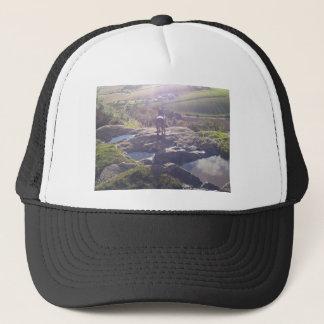 A Jack Russell's Irish Adventure Trucker Hat