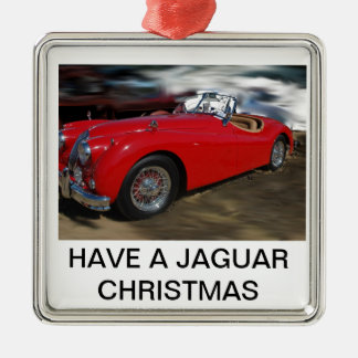 A JAG CHRISTMAS CHRISTMAS ORNAMENT