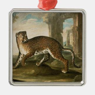 A Jaguar Christmas Ornament