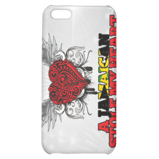 A Jamaican Stole my Heart Cover For iPhone 5C