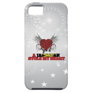A Jamaican Stole my Heart iPhone 5 Covers