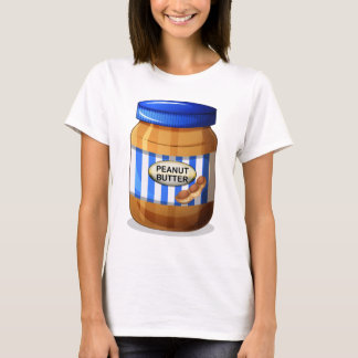 A jar of peanut butter T-Shirt