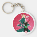 A Jazzy Christmas Key Chains