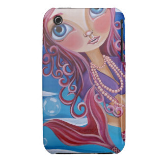 """A Jellyfish Friend"" iPhone 3G/3GS Case"