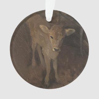 A Jersey Calf Ornament