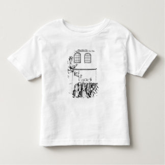 A Jesuit Preaching Against Our Bible Toddler T-Shirt