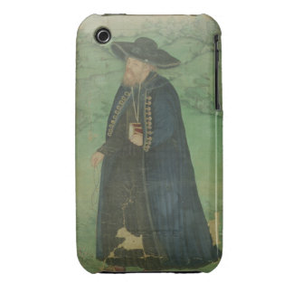 A Jesuit priest, inscribed in Persian: 'Jahangir S iPhone 3 Cover