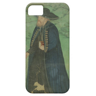 A Jesuit priest, inscribed in Persian: 'Jahangir S iPhone 5 Cases