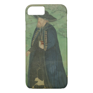 A Jesuit priest, inscribed in Persian: 'Jahangir S iPhone 7 Case