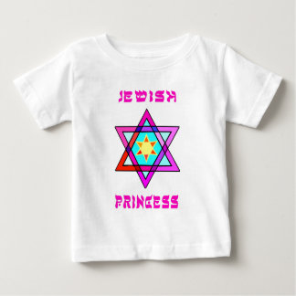 A Jewish Princess Baby T-Shirt