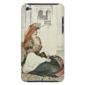 A Jewish Woman of Gibraltar, from 'Sketches of Spa iPod Touch Covers