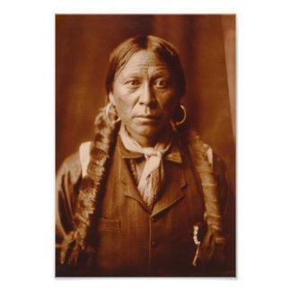 A Jicarilla Man, 1904 Photo