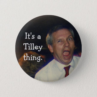 A Jimmy fit. 6 Cm Round Badge