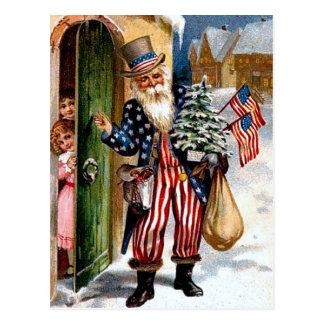A Jolly Christmas to You Postcard