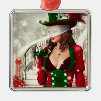 A Jolly Holiday Ornament