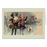 """A Joyful Christmas"" Greeting Card"